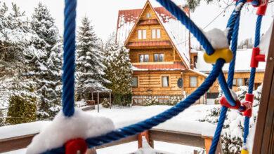 U Rusina Zimą